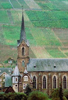 Germany - Mosel River Valley Church
