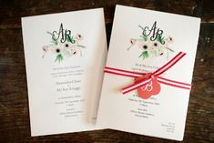 Alex & Roy's English Rose wedding with touches of Africa // Stationery by Berinmade