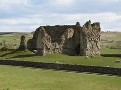 Bewcastle Castle