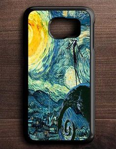 The Nightmare Before Christmas Samsung Galaxy S6 Edge Case