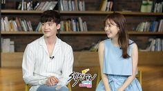 Lee Jong Suk And Han Hyo Joo Say They Are A Perfect Match For Each Other