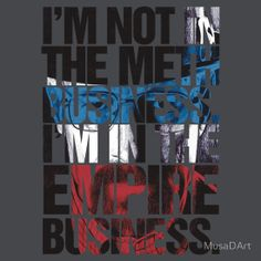 M and E Business Available to buy on…T-Shirts & Hoodies, Stickers  IF YOU LIKE WHAT YOU SEE THEN GET BUYING, PAYPAL PAYMENT ACCEPTED.  Here Is The Link http://www.redbubble.com/people/musadart/works/11750463-m-and-e-business?c=278155-quotes  #BreakingBad #Heisenberg #Illustration #WalterWhite #Typography