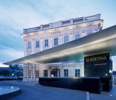 ALBERTINA. Albertinaplatz, 1 - Viena.