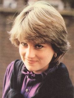 1980 Lady Diana Spencer in London before her engagement to Charles