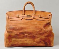 """HERMÈS bag """"Birkin"""" 55 cm"""
