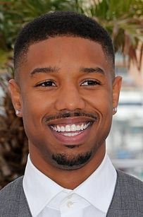 Just look at him smiling. | Let's All Just Take A Few Moments To Appreciate Michael B. Jordan