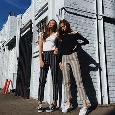 Brandy Melville USA - Fancy Pants for Spring Summer 2018