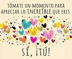 Eres especial♡