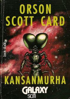 Kansanmurha (Ender, #3) - Orson Scott Card
