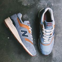New Balance M997 - Distinct Weekend