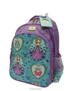 AKCIÓS Santoro Gorjuss és Mirabelle hátizsákok a Pinkbagolynál! Santoro London, Lany, First Girl, Fashion Backpack, Butterfly, Backpacks, Boys, Gifts, Shopping