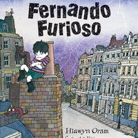 Fernando Furioso, de Hiawyn Oram y Satoshi Kitamura