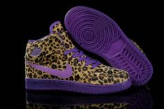 Big Kids Michael Air Jordan 1 Leopard Purple Basketball Shoes 23731  CAD95.97 Nike Joggers 9fa39323355d0