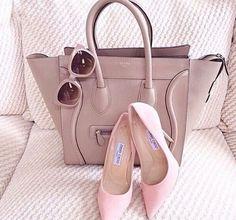Imagem de bag, fashion, and pink