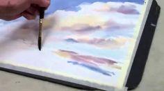 watercolor tutorial - YouTube