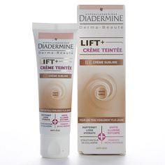 Quechoisir bb cream - numéro 1 classement - Diadermine Lift crème teinté, bb cream sublime
