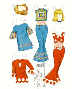 HIGH SCHOOL GIRLS / Mod Fashions #2