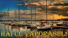 Facem o plimbare cu vaporasul Corsarul prin portul turistic si naval Man. My Life, Movies, Movie Posters, Films, Film Poster, Cinema, Movie, Film, Movie Quotes