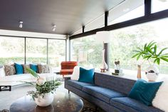 Mix It Up - This Austin Home Is Mid-Century Magic - Photos