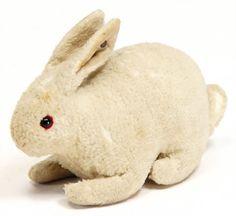 STEIFF Steiff hare, pre-war era, height : 18 cm, the : Lot 196