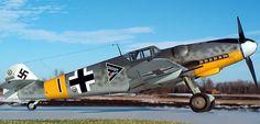 Messerschmitt Bf 109G-6 by Helmut Scherer (Trumpeter 1/24)