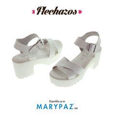 Compartimos un flechazo de la Nueva Colección SS/15   Estas sandalias de tacón y plataforma cruzada New Collection SS/15 nos han enamorado ;)  ¿ Y a vosotras ?   #flechazos #bereal #i<3MARYPAZ #it'sspring#springON #feelgood #feelMARYPAZ #SS15#springsummer15 #primaveraverano15 #trendy #moda#cool  Shop at ► http://www.marypaz.com/tienda-online/sandalia-de-tacon-y-plataforma-cruzada-43615.html?sku=71511-42