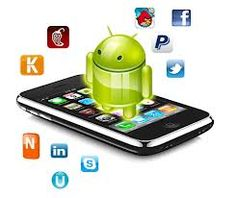 Android new version application for user.