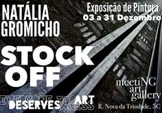 Lisbon exhibitions. Stock Off by Natalia Gromicho at meetiNG art gallery | Yareah Magazine