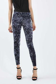 Velvet Leggings - Trousers & Leggings - Clothing - Topshop Europe