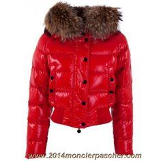 Doudoune Moncler Alpin Rouge Court En Ligne Doudoune Pas Cher, Doudoune  Moncler Femme, Fringues ba80d8c805a