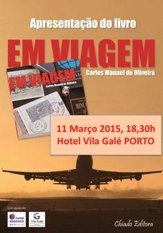 Em Março, no Porto