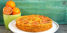 La più buona torta all'arancia mai fatta, morbidissima, leggermente umida all'interno, leggera e golosissima... facile, veloce e scenografica, quindi è