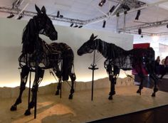 South Africa is doing great things! The Handspring Puppet company created the horse Puppets for The War Horse, in London. The Design Guild at the V&A Waterfront, Cape Town