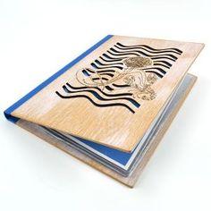 Portamenús en madera | Porta Cartas Madera Perforados