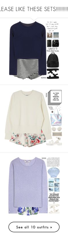 """""""PLEASE LIKE THESE SETS!!!!!!!!!!!!"""" by scarlett-morwenna ❤ liked on Polyvore featuring Charbonize, Polaroid, vintage, Monki, Shimrock, Thomaspaul, 81hours, Retrò, 3.1 Phillip Lim and New Balance"""