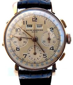Baume and Mercier Chronograph