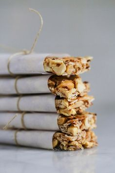 Coconut Almond Bars recipe