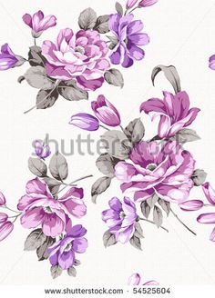 Rose Patterns Stock Photos, Images, & Pictures | Shutterstock