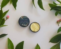 Image of Organic Eye Creme enriched with Coffee extract, Organic Hemp and Tamanu oils
