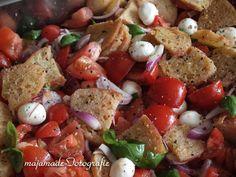 Tomaten-Chiabatta-Salat