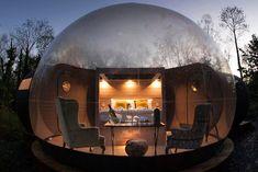ireland bubble domes