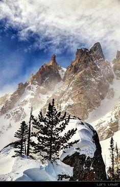 Rocky Mountain National Park - Lars Leber Photography #LandscapeMountain
