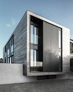 Sandpath House / Adrian James Architects