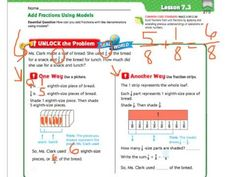 Go Math 7.6 Rename Fractions and Mixed Numbers - YouTube ...