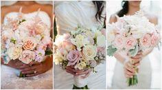 THE NORWEGIAN WEDDING BLOG | Inspirasjon Brud og Bryllup | Ultimate Bridal Inspirations: Brudebuketter i Pastellfarger | Inspirasjon til Moderne Brud og Bryllup