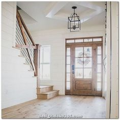50 Best Farmhouse Entryway Design Ideas You Must Try In If you are looking for [keyword], You come to the right place. Below are the 50 Best Farmhouse Entryway Design Ideas You Must Try In House Design, House, Home, Entry Way Design, Building A House, House Plans, House Styles, New Homes, Farmhouse Interior