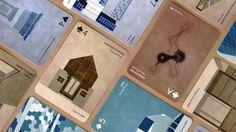 SCALA. Architecture Playing Cards by Arquitectura a contrapelo —Kickstarter