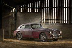 1954 Aston Martin DB2
