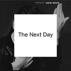 David Bowie. The Next Day album cover, 2013, designed by Jonathan Barnbrook