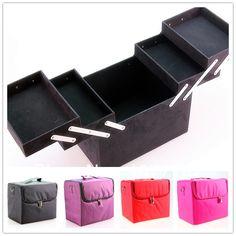 boîte de rangement multi  couche cosmétiques  Pratique pour ranger les vêtements dans le van ?